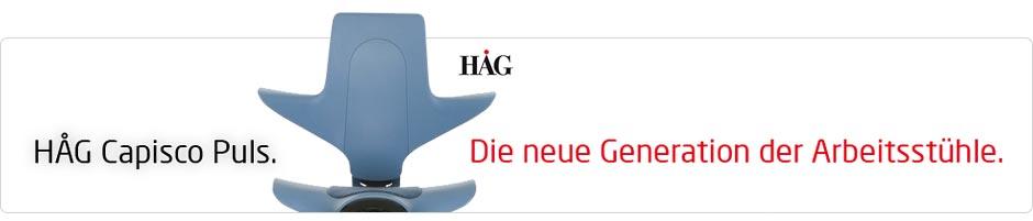 Der HAG Capisco Puls