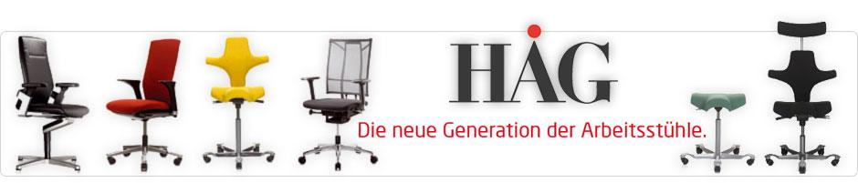 Stühle von HAG