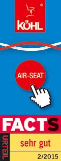 Koehl Air-Seat Test bei Facts